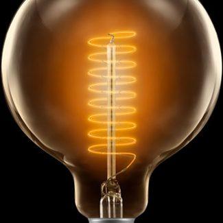 125mm Antique globe bulbs