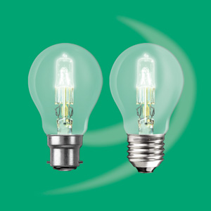 Energy Efficient Halogen Bulbs