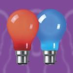 Coloured Ordinary Bulb