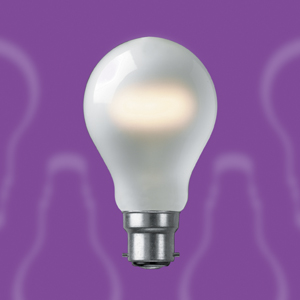 Shatterproof Normal Light Bulbs