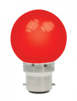 LED Coloured Outdoor Golfball