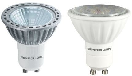 LED 4 Watt Twist and Lock Spotlight