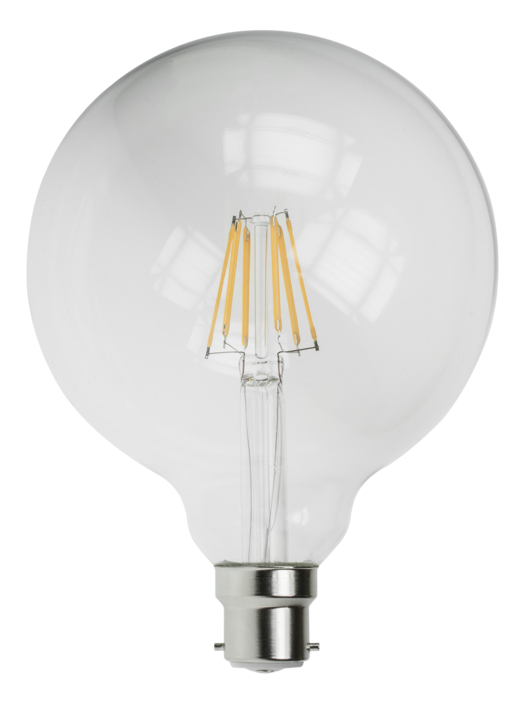Filament led globe bulbs